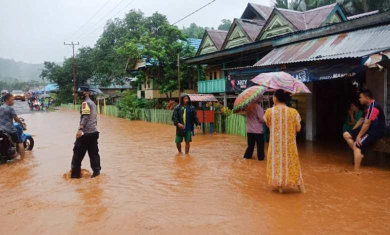banjir Bombana