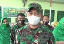TNI galang bantuan