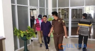 Dinyatakan Sebagai Tersangka Korupsi, Kabag Hukum Konkep Ditahan