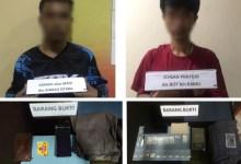 Miliki Sabu, Dua Warga Koltim Dibekuk Polisi di Kendari