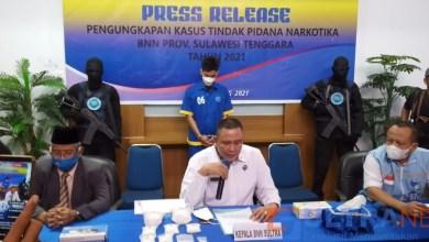 BNNP Tangkap Seorang Pengedar Sabu dan Satu Pengendali dari Lapas