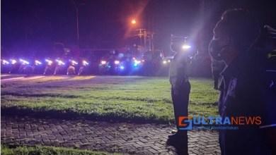 Waspada! TNI - Polri Dikerahkan Patroli Sekala Besar PPKM di Kendari
