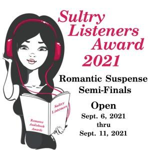 2021 Romantic Suspense #SultryListeners Semi-Finals