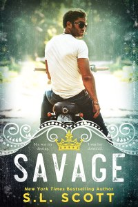 Review: Savage by S.L. Scott