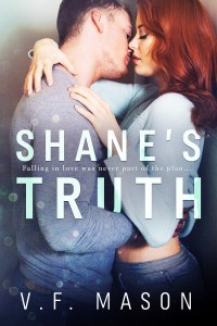 Release Blitz: Shane's Truth by V.F. Mason
