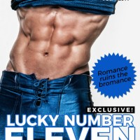 Review: Lucky Number Eleven by Adriana Locke