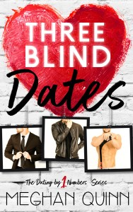 Review: Three Blind Dates by Meghan Quinn