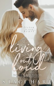Blog Tour & Review: Living Out Loud by Staci Hart