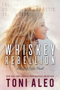 Release Blitz & Review: Whiskey Rebellion by Toni Aleo