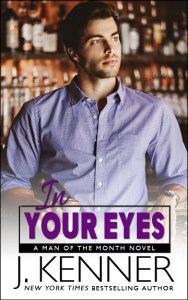 Review:  In Your Eyes by J. Kenner