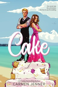 Cake by Carmen Jenner Blog Tour & Review