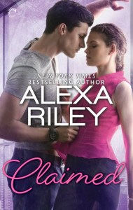 Claimed by Alexa Riley Release & Review