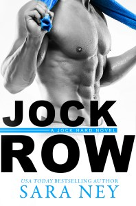 Jock Row by Sara Ney Blog Tour & Review