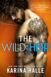 The Wild Heir by Karina Halle Release & Review