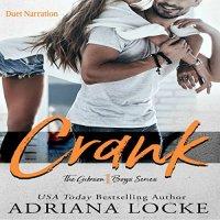 Audio Review: Crank by Adriana Locke