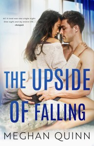 The Upside of Falling by Meghan Quinn Review