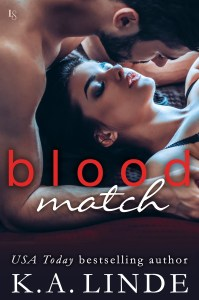 Blood Match by K.A. Linde Release & Review