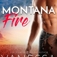 Montana Fire by Vanessa Vale Release & Review