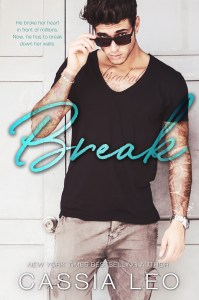 Break by Cassia Leo Blog Tour & Review
