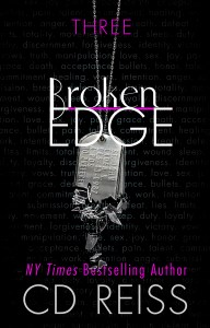 Broken Edge by CD Reiss Blog Tour