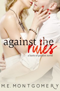 Against the Rules by M.E. Montgomery Release & Review