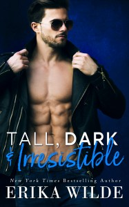 Tall, Dark & Irresistible by Erika Wilde Blog Tour