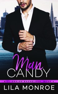 Man Candy by Lila Monroe Release Blitz and Review
