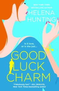 Good Luck Charm by Helena Hunting is LIVE!