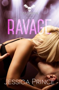 Ravage by Jessica Prince Release Blitz & Review