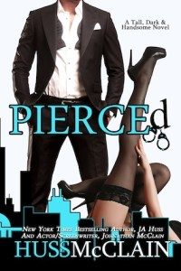 Pierced by J.A. Huss & Johnathan McClain Review