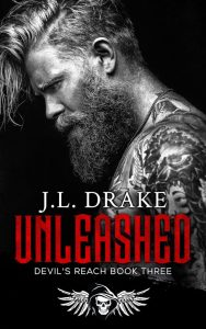 Unleashed by J.L. Drake Blog Tour & Review
