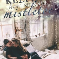 Keeping Her Under the Mistletoe by M. Robinson Release & Review