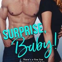 Surprise, Baby by Leslie McAdam & Lex Martin Release Blitz & Review