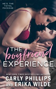 The Boyfriend Experience by Carly Phillips & Erika Wilde Blog Tour