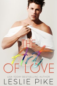 The Art of Love by Leslie Pike Release & Review