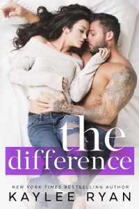 The Difference by Kaylee Ryan Release | Dual Review