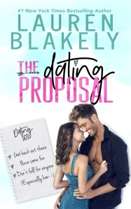 The Dating Proposal by Lauren Blakely Release Blitz & Review
