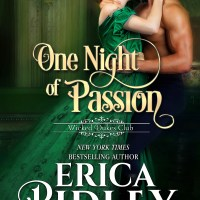 One Night of Passion by Erica Ridley Blog Tour | Review