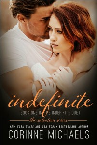 Indefinite by Corinne Michaels Release | Review