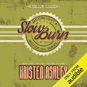 Audio Review: The Slow Burn by Kristen Ashley