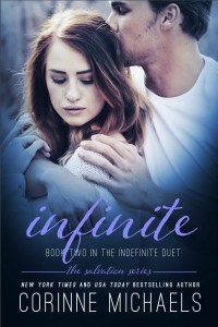 Infinite by Corinne Michaels Release & Review