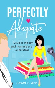 Perfectly Adequate by Jewel E. Ann Blog Tour & Review