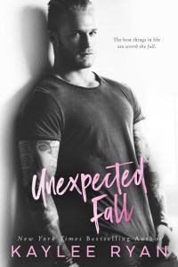 Unexpected Fall by Kaylee Ryan Release & Review