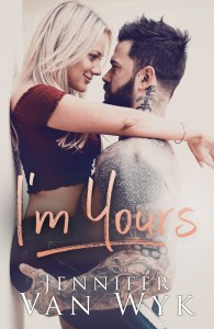 I'm Yours by Jennifer Van Wyk Release & Review