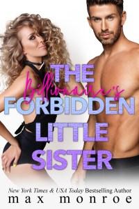The Billionaire's Forbidden Little Sister Blog Tour & Review