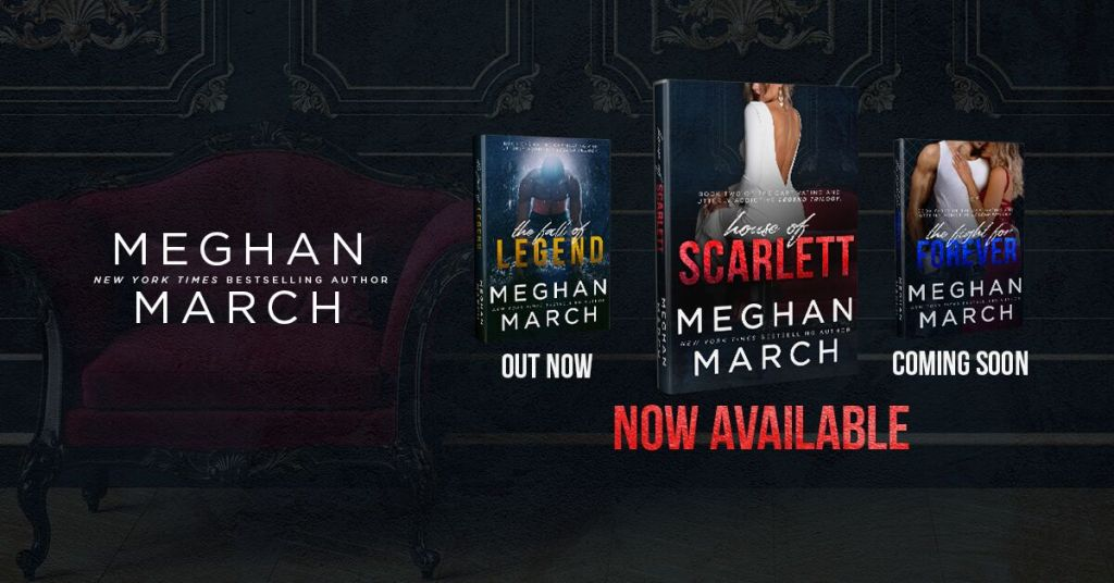 House of Scarlett by Meghan March Banner