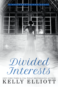 Divided Interests by Kelly Elliott Release & Review
