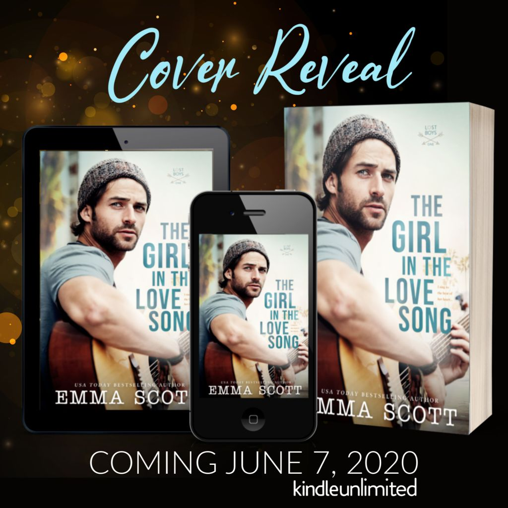 The Girl in the Love Song by Emma Scott Cover Reveal