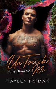 UnTouch Me by Hayley Faiman Release & Review