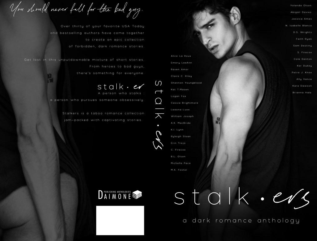 Stalk·er: A Dark Romance Anthology Cover Reveal